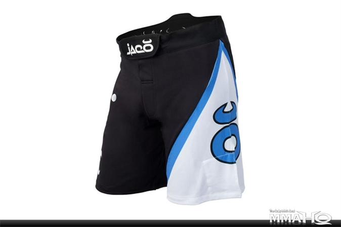 Jaco Tenacity Black Fight Shorts